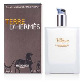 Hermes テッレデルメスアフターシェーブバーム (Terre DHermes After Shave Balm)
