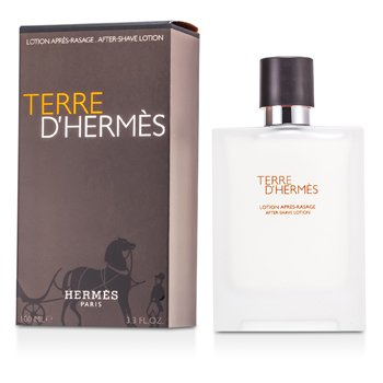 Hermes テッレデルメスアフターシェーブローション (Terre DHermes After Shave Lotion)